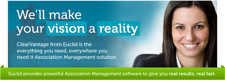 ClearVantage provides Associations the best in class association management software