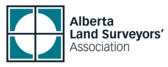 Alberta Land Surveyors Association Logo
