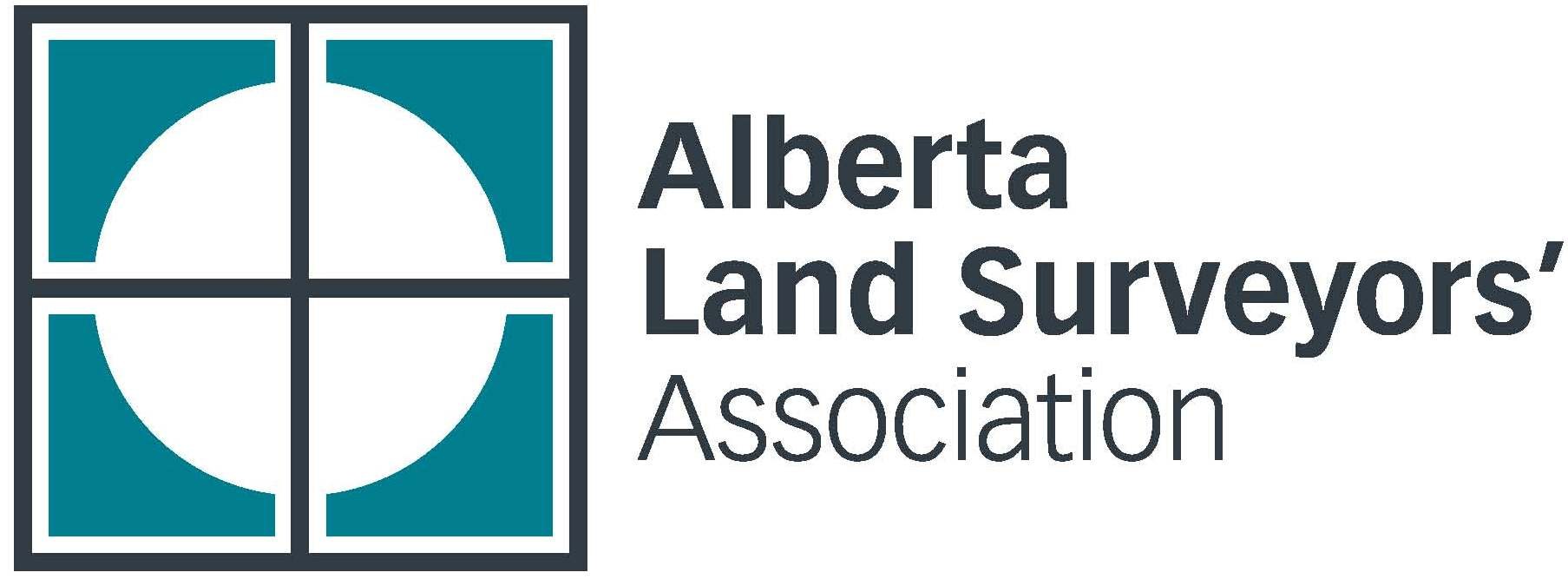 Alberta Land Surveyors Logo